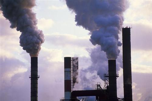 global industrialiation pollution