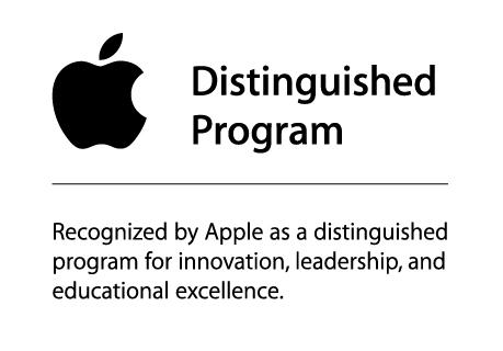 Apple Distinguished Program!