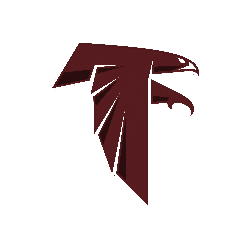 New Falcon Only Logo