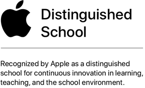 Apple Distinguished School 2018-2021