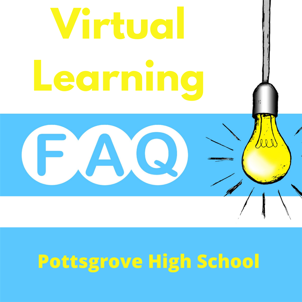 Virtual Learning FAQ's